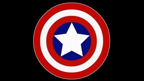 Logo Captain America