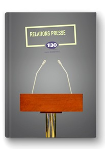 Livre blanc relations presse