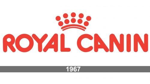 Histoire logo Royal Canin