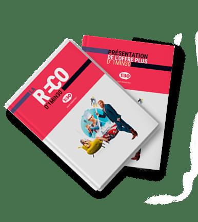Brochure offre Plus d'1min30 / Reco 1min30