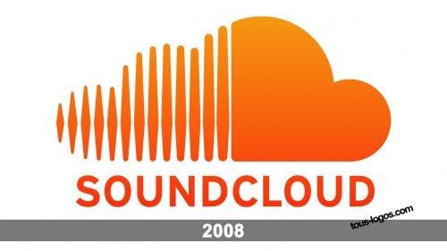 Histoire logo SoundCloud