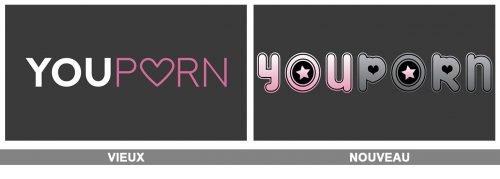 Histoire logo Youporn