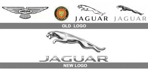 logo Jaguar histoire