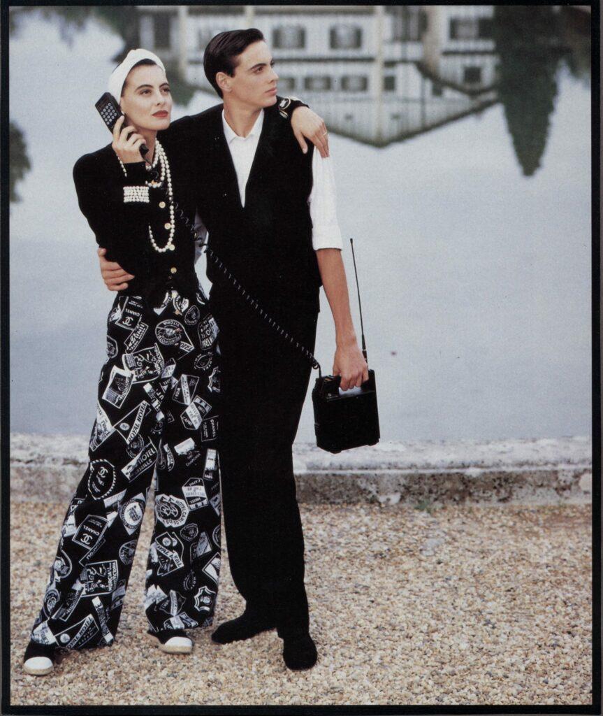 Karl Lagerfeld était aussi un «Kaiser» de la photo de mode