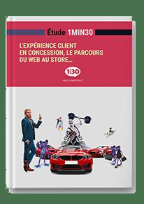 Etude de l'expérience automobile en concession du web au store