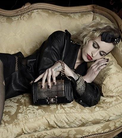 Karl Lagerfeld - Alice Dellal - Boy Chanel