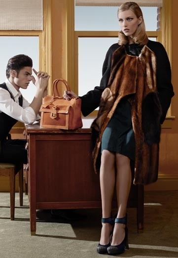 """"""" Karl Lagerfeld - Fendi - """"A Room with a clue"""""""