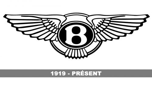 Bentley logo histoire