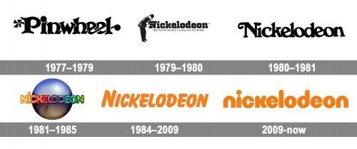 Logo Nickelodeon Histoire