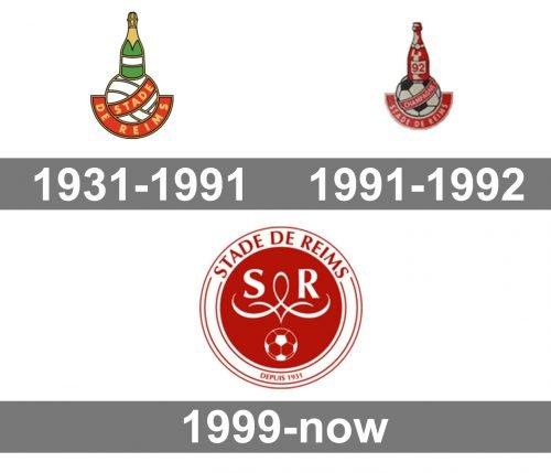 Reims logo histoire