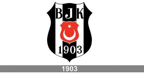 Histoire logo Besiktas