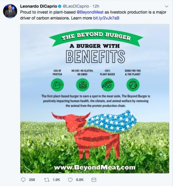 Beyond Meat : Une vraie stratégie marketing et une introduction à la Bourse de New York