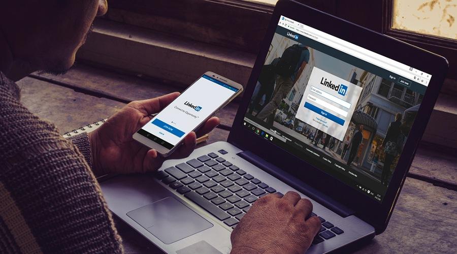 E-mail de prospection sur LinkedIn