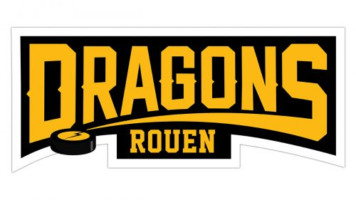 Dragons de Rouen logo