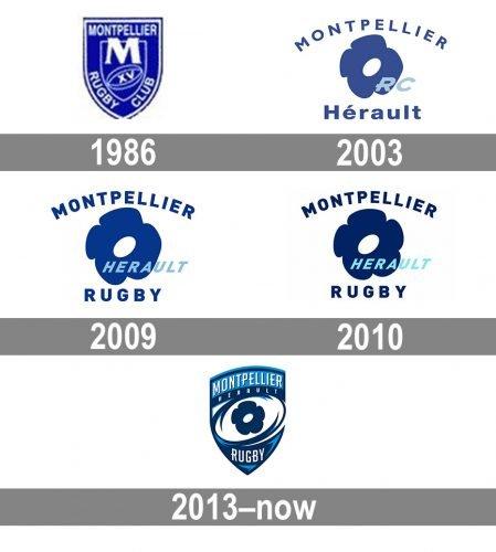 Montpellier Logo histoire