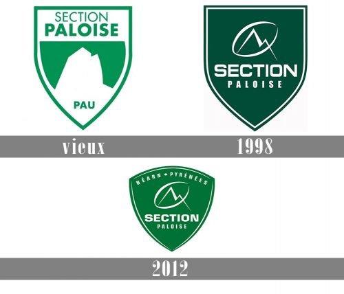Section Paloise Logo histoire
