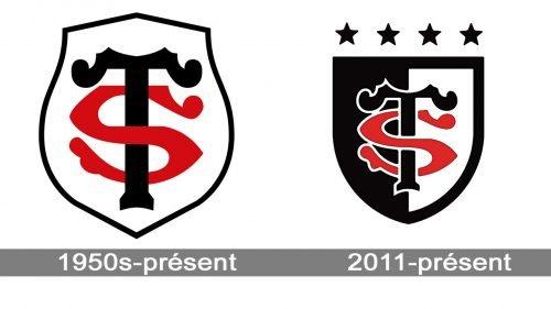 Stade Toulousain Logo histoire