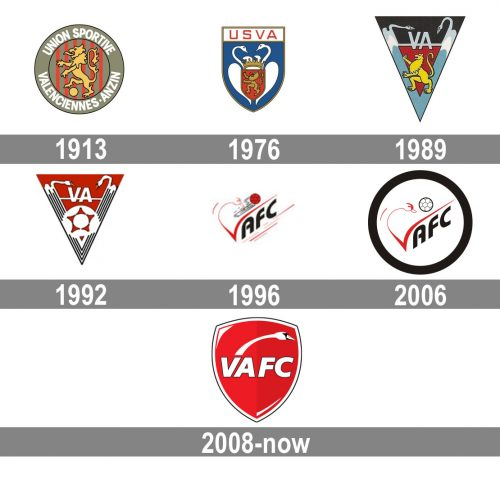 Valenciennes Logo histoire
