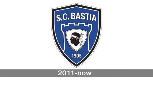 Bastia Logo histoire