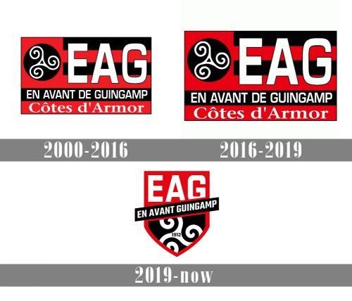 Guingamp Logo histoire