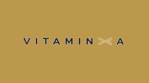 Vitamin A symbole