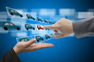 Les évolutions digitales du marché de l'automobile
