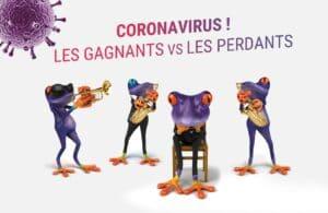 Les gagnants et les perdants du Coronavirus