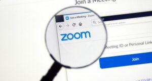 Description du logo Zoom