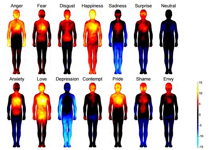 Le marketing émotionnel - aperçu des émotions et de leur impact sur l'être humain
