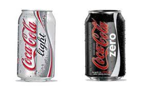 Coca light vs zero