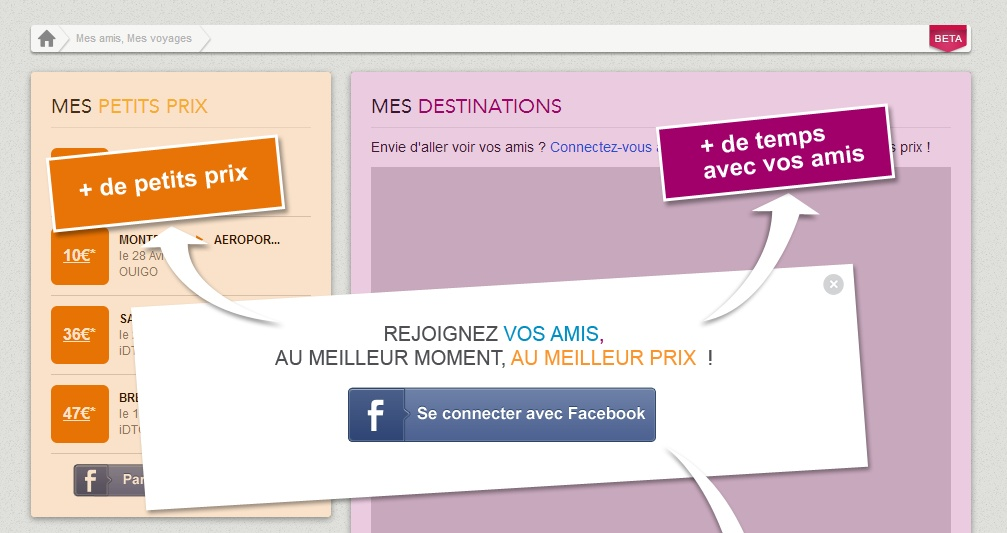 Mes amis mes voyages SNCF