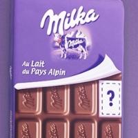 """Milka opération de marketing émotionnel """"Le dernier carré"""""""