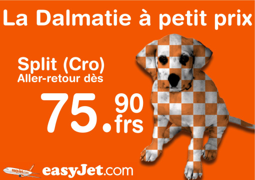 Pub low cost Easy jet