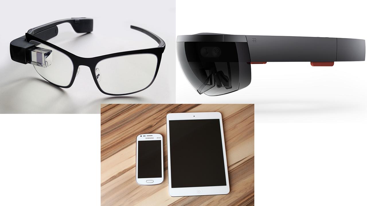 Technologies réalité augmentée