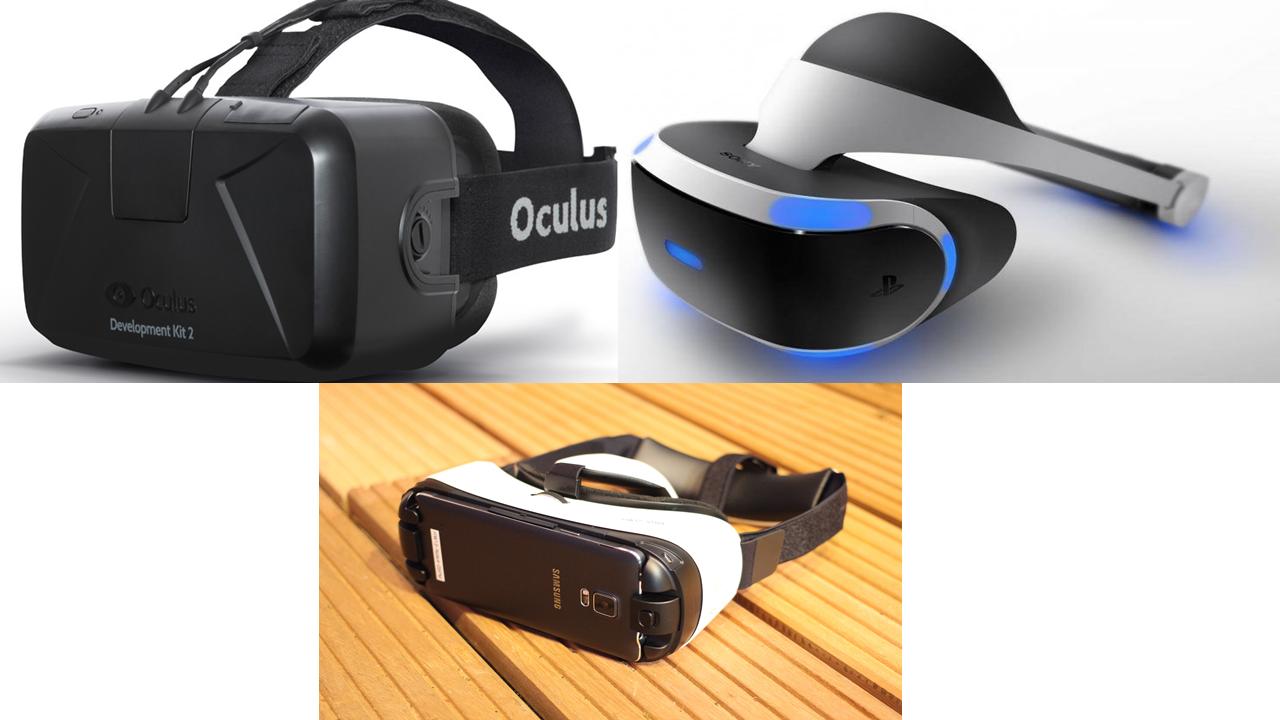 Technologies réalité virtuelle
