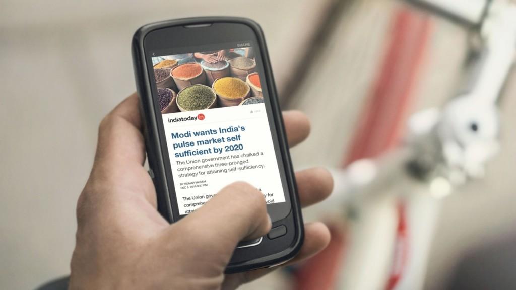 Utilisation Instant article