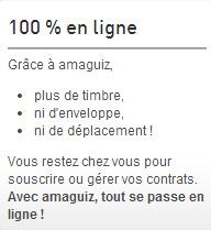 amaguiz assurance low cost en ligne