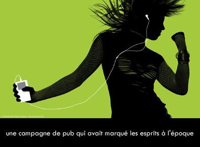 Campagne de publicité d'Apple