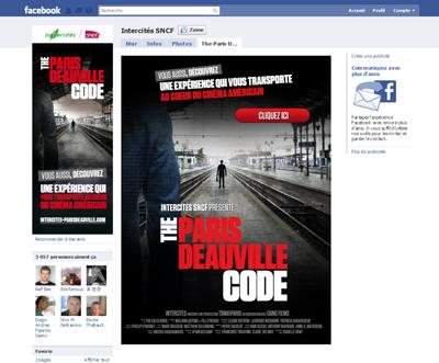"""Vidéo virale SNCF de """"The Paris Deauville code"""""""