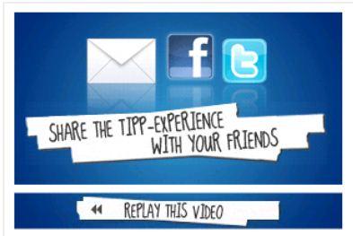 Tipp Ex innove en lançant une video virale interactive totalement décalée