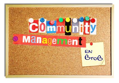 Community Management en BtoB