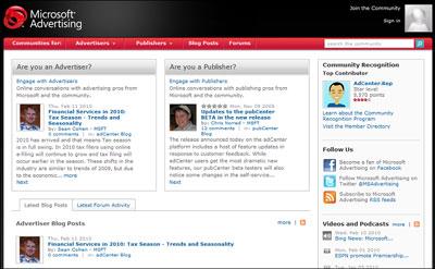 Online marketing BtoB: Microsoft Advertising