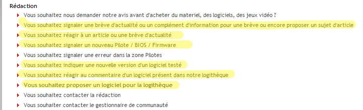 contact Clubic pour UGC