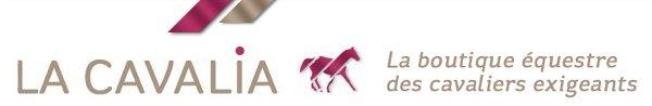 Exemple de baseline: La boutique équestre des cavaliers exigeants by Cavalia