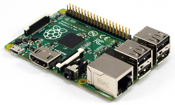 Nano ordinateur Raspberry Pi