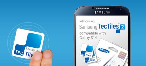 Tag NFC Samsung TecTile