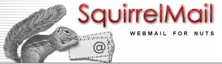 Exemple de baseline: webmail for nuts by squirrelmail