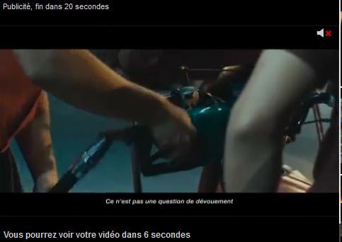 Exemple de vidéo pre-roll