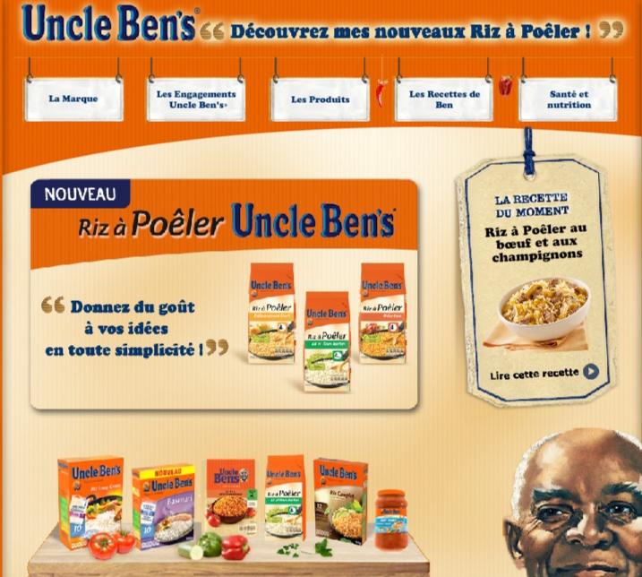 unclebens site web